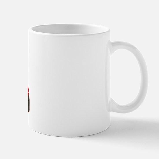 Flaming Winged Sprint Mug