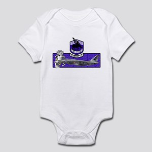 VF-143 Pukin' Dogs Infant Bodysuit