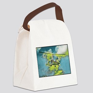 Gyrocopters for Sale Fantasy Canvas Lunch Bag