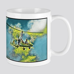 Gyrocopters for Sale Fantasy Mugs