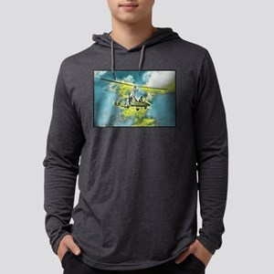 Gyrocopters for Sale Fantasy Mens Hooded Shirt