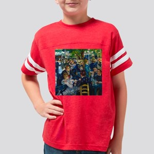 Renoir Youth Football Shirt