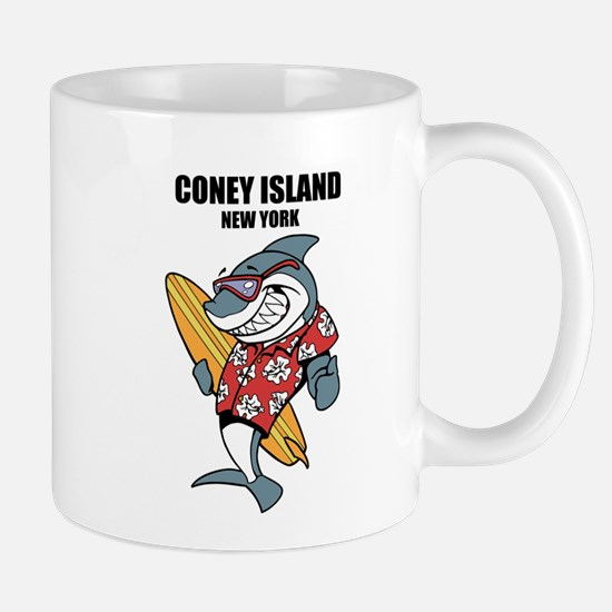 Coney Island, New York Mugs