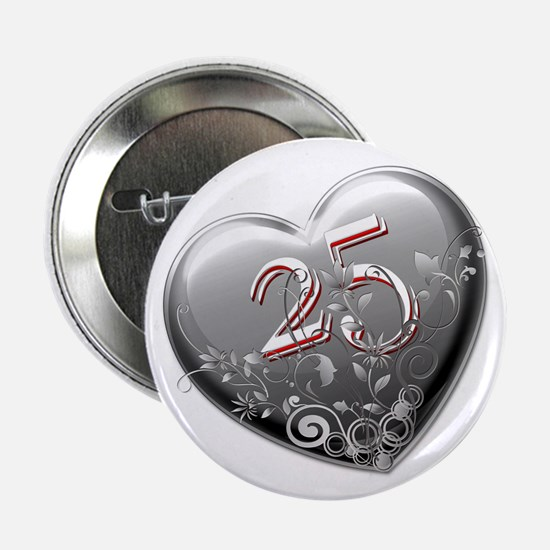 "25th Anniversary 2.25"" Button"