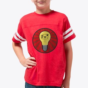 wg337_Postal-Service Youth Football Shirt
