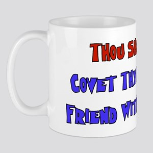 Friend With Privileges Mug