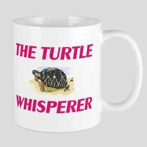 The Turtle Whisperer Mugs