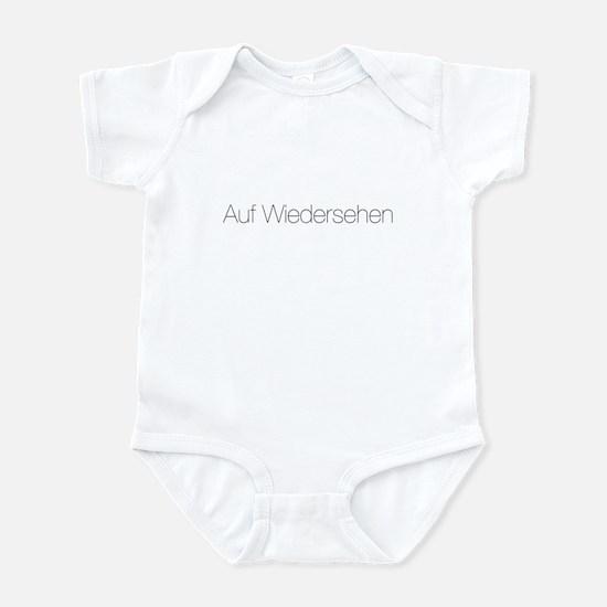 Auf Wiedersehen Infant Bodysuit