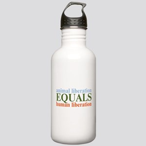 Animal Liberation Stainless Water Bottle 1.0L