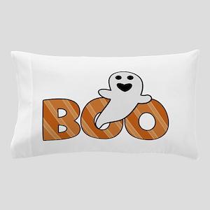 BOO Spooky Halloween Casper Pillow Case