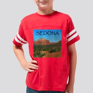 BKSedonaMenTS10x10 Youth Football Shirt