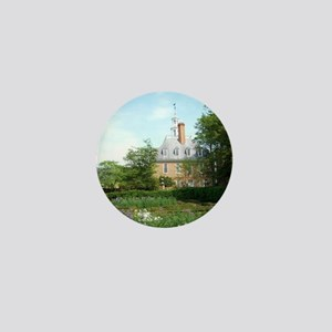 GOVERNORS PALACE FORMAL GARDENS WILLIA Mini Button