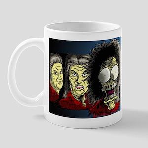 Large Marge Cartoon Mugs
