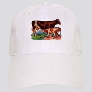 Cow and calf Cap