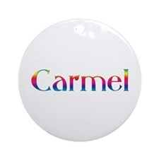 Carmel Ornament (Round)