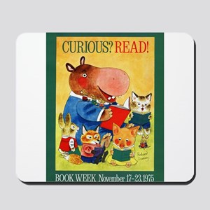 1975 Children's Book Week Mousepad