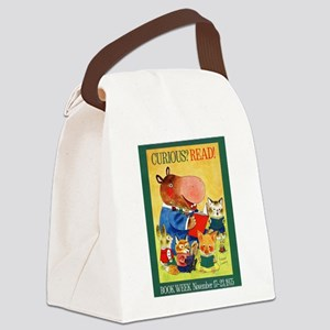 1975 Children's Book Week Canvas Lunch Bag