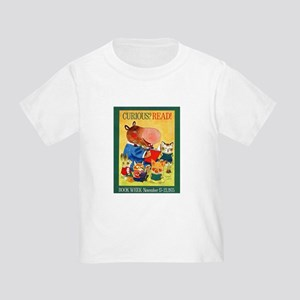 1975 Children's Book Week Toddler T-Shirt