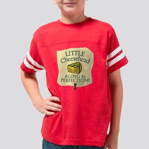Little Cheesehead Youth Football Shirt