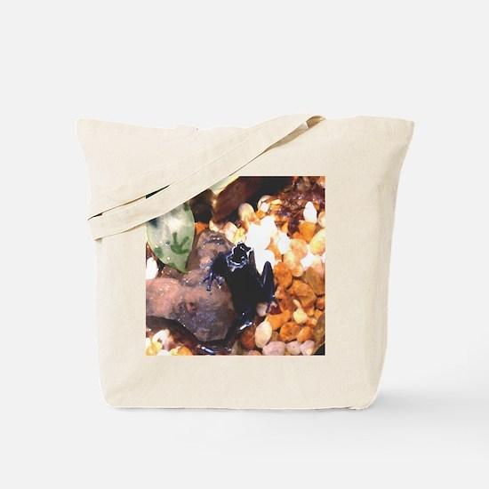 Poison Dart Frog Tote Bag