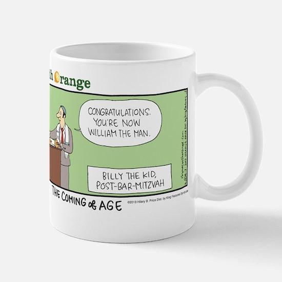The Coming of Age Mug