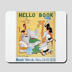 1978 Children's Book Week Mousepad