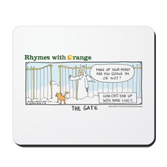 The Gates Mousepad