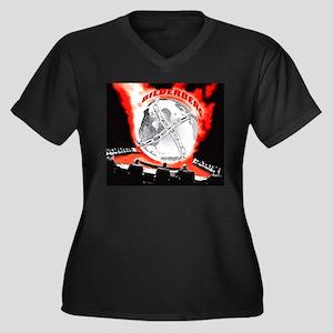 illuminati new world order 911 Plus Size T-Shirt
