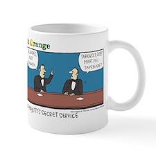 Her Majesty's Secret Service Mug