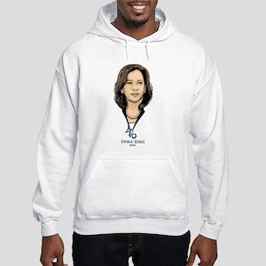 Kamala Harris 46 Hooded Sweatshirt