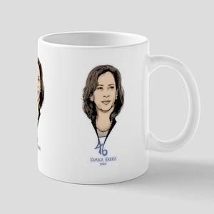 Kamala Harris 46 11 oz Ceramic Mug
