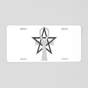 Ankh2 Aluminum License Plate