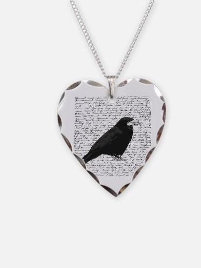 Unique Edgar Necklace Heart Charm