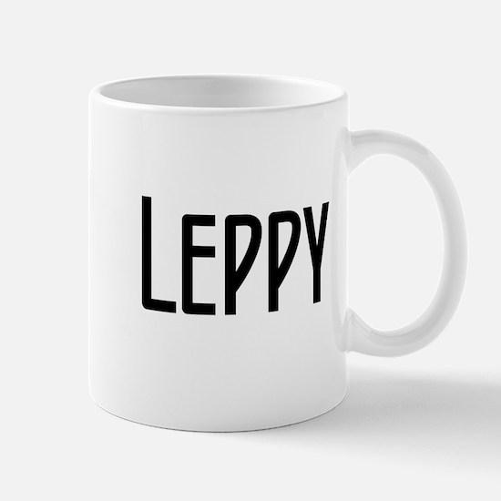 Leppy Mug