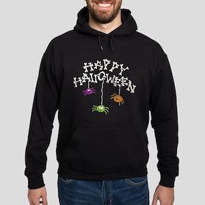 Happy Halloween Bones Hoodie (dark)
