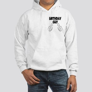 Birthday Guy Hooded Sweatshirt