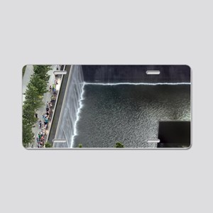September 11 Memorial NYC Aluminum License Plate