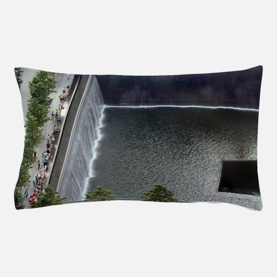 September 11 Memorial NYC Pillow Case