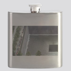 September 11 Memorial NYC Flask