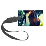Lovey Pinto Mare Luggage Tag