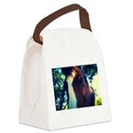 Lovey Pinto Mare Canvas Lunch Bag