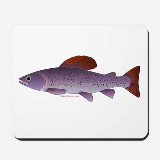 Arctic Grayling Mousepad