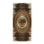 Aztec-ish Decor Beach Towel