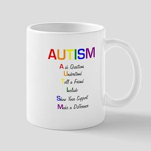 Autism Ask Questions Mug