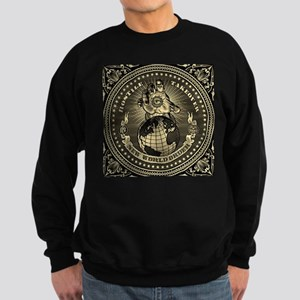 illuminati new world order 911 Sweatshirt