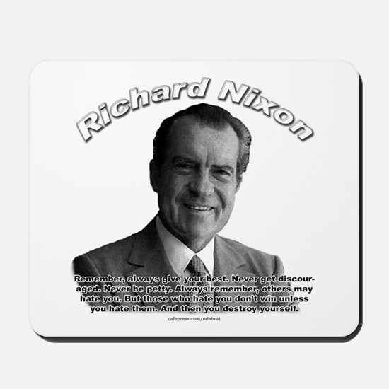 Richard Nixon 02 Mousepad