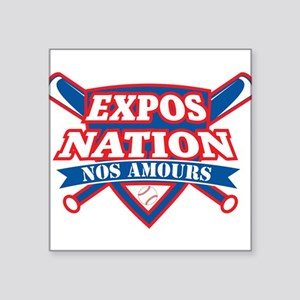 Logo ExposNation Sticker
