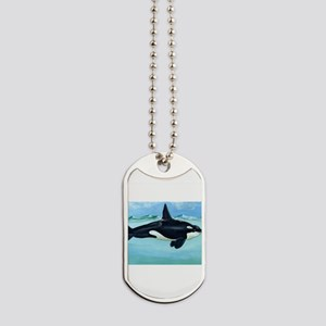 Killer whale Dog Tags