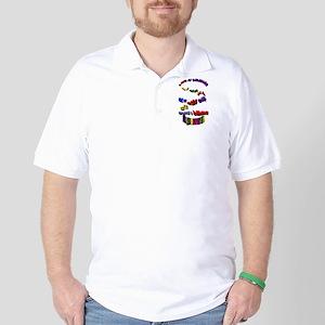 1 Act of Kindness Golf Shirt