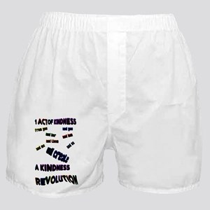 1 Act of Kindness Boxer Shorts